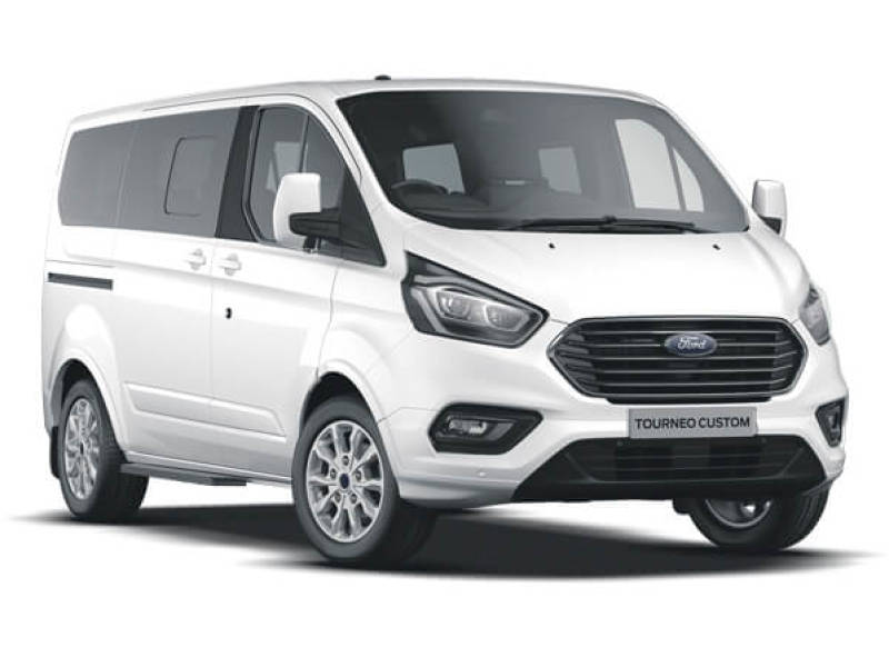 FORD TOURNEO CUSTOM 9 SEATER