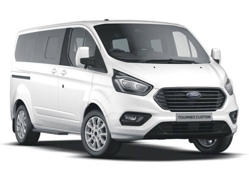 FORD TOURNEO CUSTOM 9 SEATER Car Hire Deals
