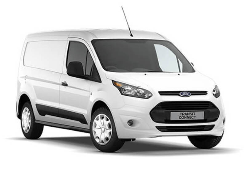 FORD TRANSIT CONNECT 200 LIMITED P/V Car Hire Deals