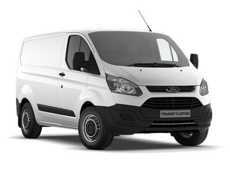FORD TRANSIT CUSTOM 300 TREND Car Hire Deals