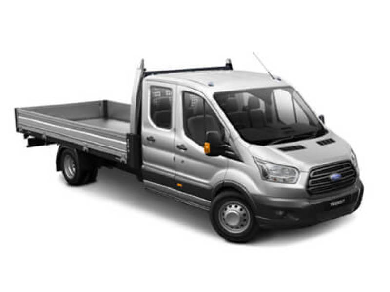 FORD TRANSIT 350 DROPSIDE