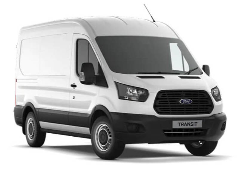 FORD TRANSIT 350 L5 C/C Car Hire Deals