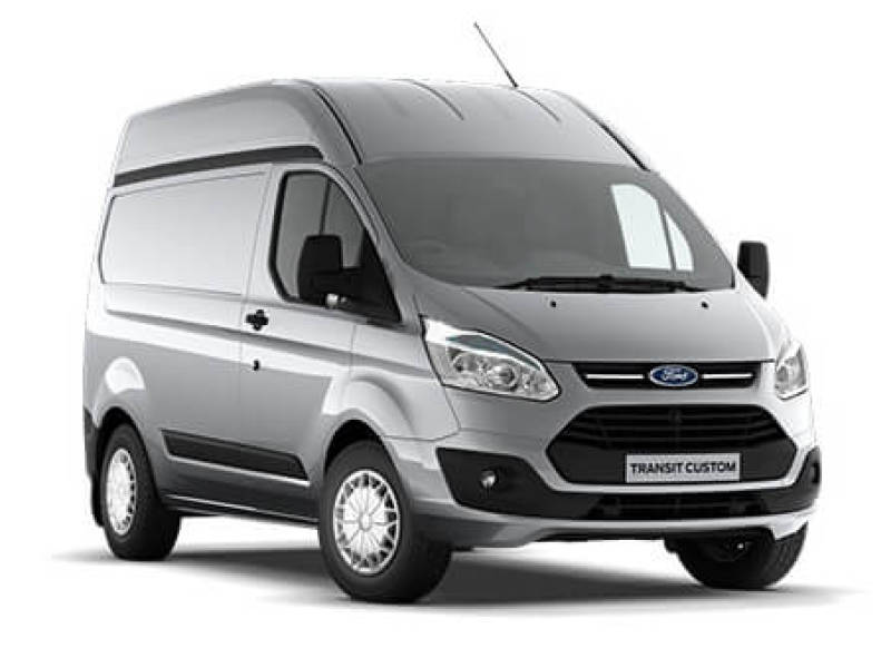 FORD CUSTOM 320 DCIV LTD Car Hire Deals